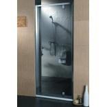 Drzwi prysznicowe 90 Omnires OMNIRES S-90D szkło grafitowe
