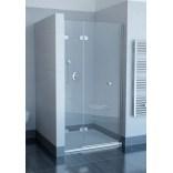 Drzwi prysznicowe 90x190 cm A-L chrom+transparent Ravak GLASSLINE 09L7AA00Z1