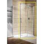 Drzwi prysznicowe do kabiny 100x200 Radaway ESPERA KDJ 380495-01R + 380230-01R prawe