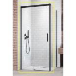 Drzwi prysznicowe do kabiny 120x200 Radaway IDEA BLACK KDJ 387042-54-01L lewe