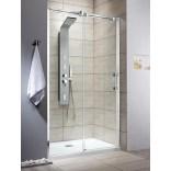 Drzwi prysznicowe do kabiny 160x200 Radaway ESPERA DWJ 380795-01L lewe