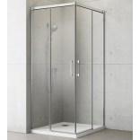 Drzwi prysznicowe do kabiny 90x205 Radaway IDEA KDD 387060-01-01L lewe