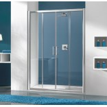 Drzwi przesuwne 150 cm, Sanplast TX5 600-271-1250-39-401 smW0