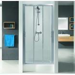 Drzwi przesuwne 90x190 cm Sanplast ASPIRA II DTr/ASPII 600-032-1130-39-501