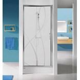Drzwi przesuwne 90 cm, Sanplast TX5 600-271-1100-38-231 sbW15