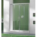 Drzwi przesuwne, D4/TX5-130-S biewW15 Sanplast 600-270-1230-01-231
