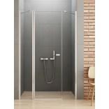 Drzwi wnękowe PLUS 130 New Trendy NEW SOLEO D-0173A szkło bezbarwne