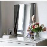 Duże lustro prostokątne 80x100 Giera Design ECLAT ECL/SV/80x100