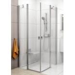 Element narożnej kabiny prysznicowej 90x195 Ravak CHROME 1QV70U00Z1 satyna