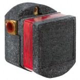 Element podtynkowy z baterią i regulacją temperatury do elektonicznej baterii umywalkowej Kludi ZENTA 38002