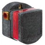 Element podtynkowy z zasilaniem i regulacją temperatury do elektronicznej baterii umywalkowej Kludi ZENTA 38001