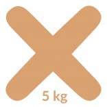 Fuga 10 5 kg Kerakoll FUGABELLA ECO PORCELANA 0-8 81493 terakota