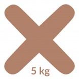 Fuga 11 5 kg Kerakoll FUGABELLA ECO PORCELANA 0-8 81495 brązowa