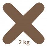 Fuga 12 2 kg Kerakoll FUGABELLA ECO PORCELANA 0-8 81498 orzechowa