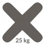 Fuga 25 kg KeraKoll FUGABELLA ECO PORCELANA 0-8 81482 antracytowy 05