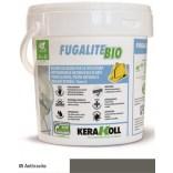 Fuga Eco część A + B  3 kg KeraKoll FUGALITE BIO 8017 05 antracytowy