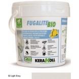 Fuga 3 kg KeraKoll FUGALITE BIO 8014 02 jasnoszary