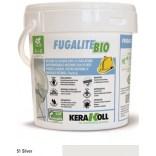 Fuga 3 kg KeraKoll FUGALITE BIO 8028 51 silver