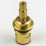 Głowica ceramiczna o kącie obrotu 90 do ciepłej wody do baterii ESTELLO, MELISSA Deante XPCE2GJZ3