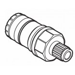 Głowica do termostatycznej baterii podtynkowej G 1/2 Kludi 7492600-00