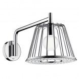 Głowica prysznicowa 275 mm z ramieniem prysznicowym 380 mm Lamp Shower DN 15 Axor NENDO 26031000