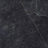 Gres szkliwiony rektyfikowany  59.8 x 59.8 cm Paradyż Barro Nero Mat