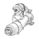 Jednostka funkcjonalna baterii Oras TWISTA / SAGA 602661V