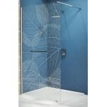Kabina Walk-In 90 cm, Sanplast FREE II 600-261-0430-42-191 cm/sbW19