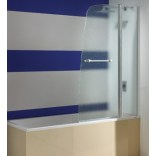 Kabina nawannowa przyścienna 100 Sanplast PRESTIGE II KW2P-PRIIa/EX-100-S sbW0 600-072-1351-38-401
