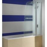 Kabina nawannowa przyścienna 100 Sanplast PRESTIGE II KW2P-PRIIa/EX 600-072-1351-11-401