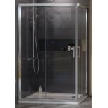 Kabina prysznicowa 10AP4-120/90 Ravak 10° 0ZVG70U00Z1 satyna + transparent