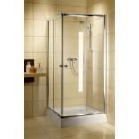 Kabina prysznicowa 80 cm kwadratowa Radaway CLASIC C 30060-01-01 chrom błyszczący