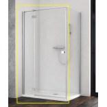 Kabina prysznicowa FRONT 100x200 Radaway ESSENZA NEW KDJ 385040-01-01L lewa
