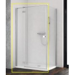 Kabina prysznicowa FRONT 120x200 Radaway ESSENZA NEW KDJ 385042-01-01L lewa