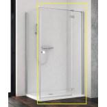 Kabina prysznicowa FRONT 120x200 Radaway ESSENZA NEW KDJ 385042-01-01R prawa