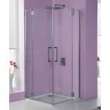 Kabina prysznicowa kwadratowa 100x200 Sanplast AVIV 600-084-0420-42-401