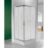 Kabina prysznicowa kwadratowa 90x190 Sanplast TX4 600-270-0030-38-220 sbW14