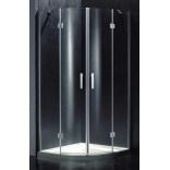 Kabina prysznicowa półokrągła 90 Omnires MANHATTAN ADF94X