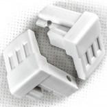 Komplet suwaków do kabin prysznicowych CLASSIC KC/KP-c, KP-c, KT/KP-c Sanplast 660-C0528