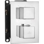Komponent do BOXa termostatycznego kwadratowy Deante Box BXY 0EAT