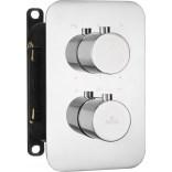 Komponenty do BOXa termostatycznego BXY X44T Deante BOX BXY 0EBT okrągłe