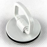 McAlpine WP2H Korek gumowy do spustu 45 mm biały