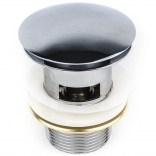 Korek klik-klak do umywalek CREA z przelewem Cersanit K99-0234