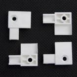 Kostka łącząca element stały, komplet 4 szt. Koło FRESH BKDK/BKPG A100075 biała
