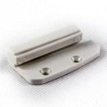 Łącznik profilu górny lewy lub dolny prawy do kabiny okrągłej Sanplast ALTUS 660-C0416