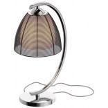 Lampa stojąca 30 cm Zuma Line PICO MT9023-1S (BLACK) czarna