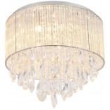 Lampa sufitowa 40cm Zuma Line PARO 19051M(CH) chrom