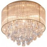 Lampa sufitowa 40cm Zuma Line PARO 19051M(GD) złota