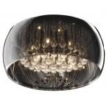 Lampa sufitowa 50 cm Zuma Line CRYSTAL C0076-06X-F4FZ