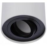 Lampa sufitowa Azzardo BROSS AZ1436 biała/czarna